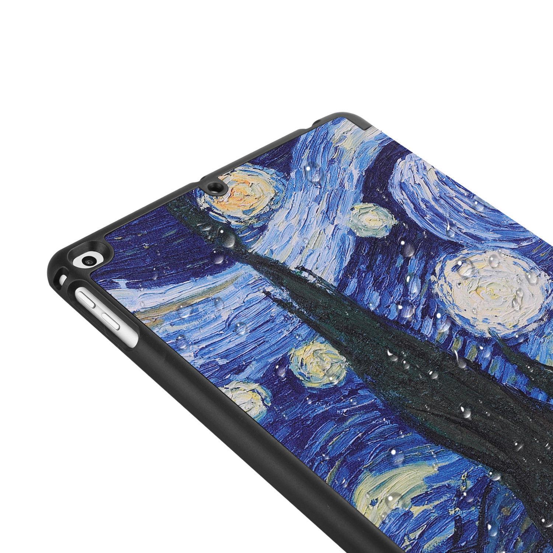 Custodia-per-Apple-iPad-9-7-2017-2018-Custodia-Protettiva-Slim-Case-Smart-Cover-Astuccio-Custodia miniatura 62