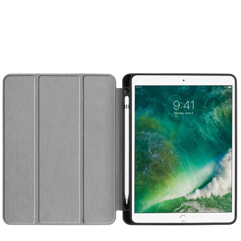 Custodia-per-Apple-iPad-9-7-2017-2018-Custodia-Protettiva-Slim-Case-Smart-Cover-Astuccio-Custodia miniatura 60