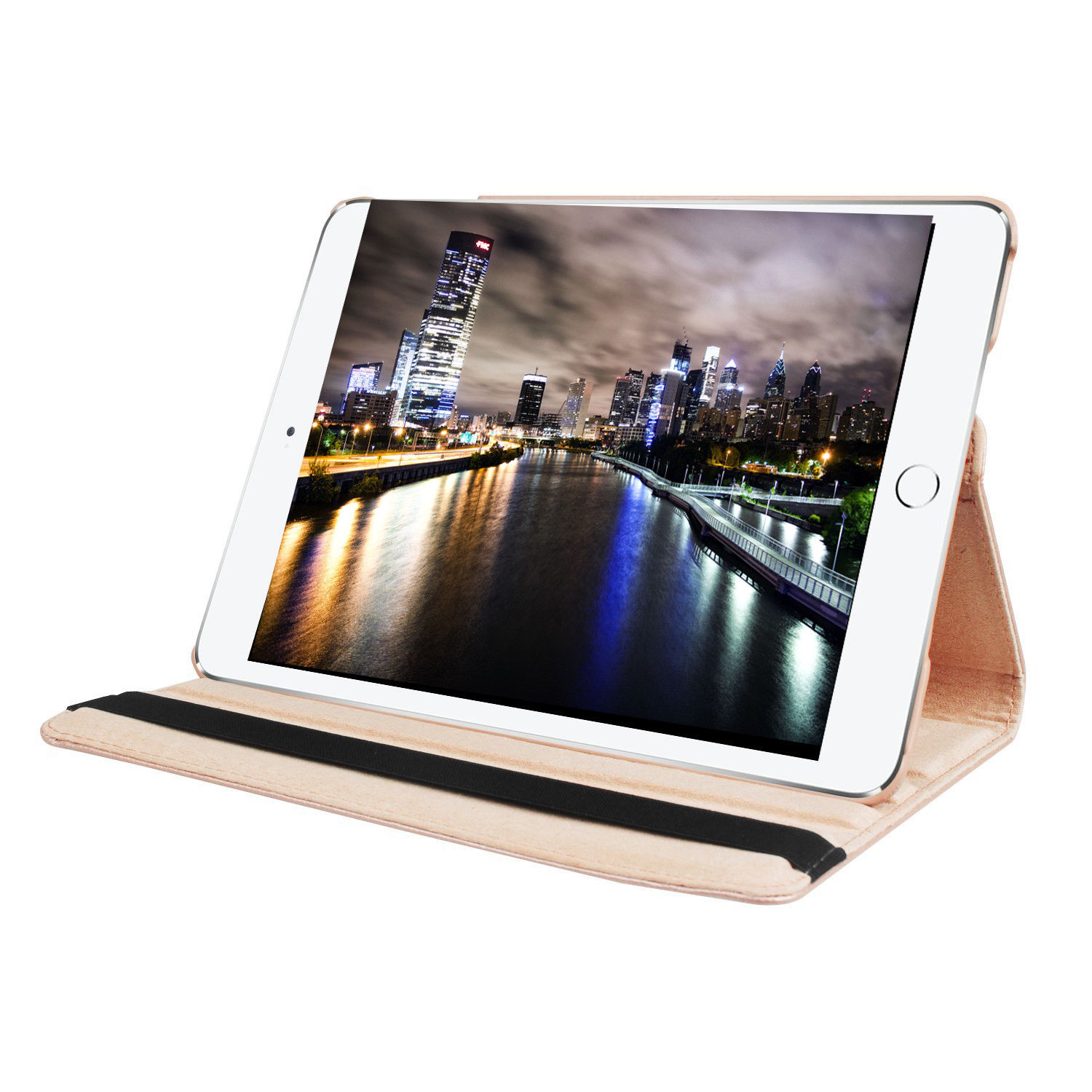 Custodia-per-Apple-iPad-Pro-2017-iPad-Air-3-10-5-Smart-Cover-Case-Custodia-Protettiva miniatura 99