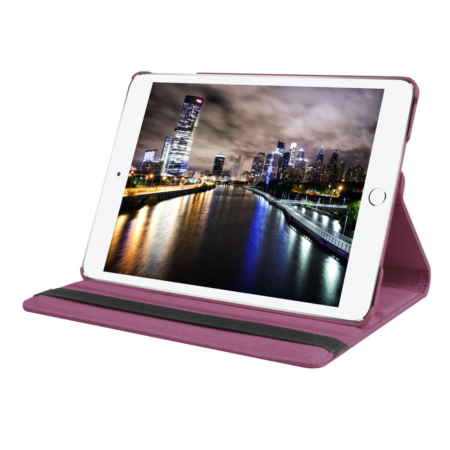 Custodia-per-Apple-iPad-Pro-2017-iPad-Air-3-10-5-Smart-Cover-Case-Custodia-Protettiva miniatura 75