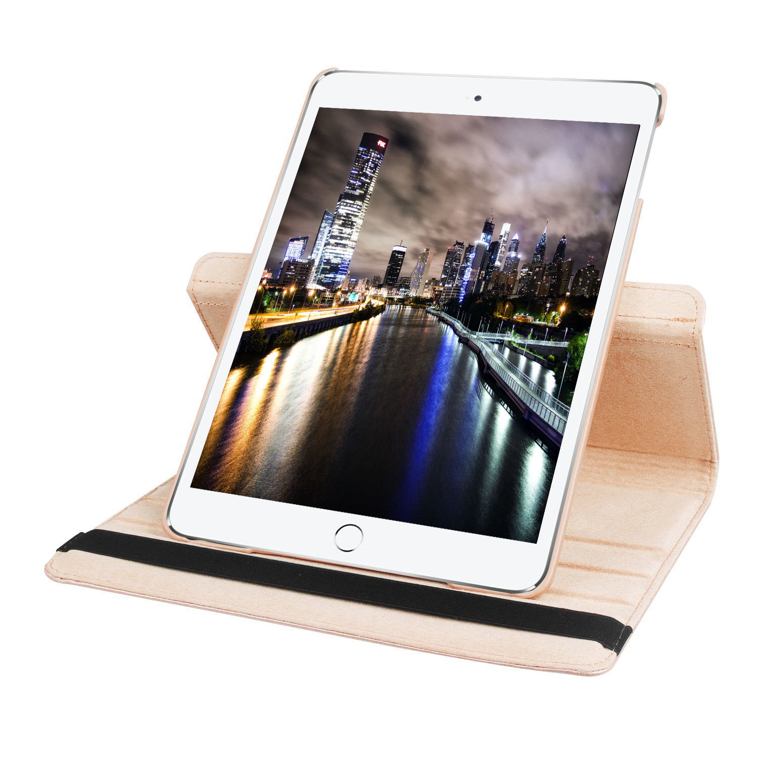Custodia-per-Apple-iPad-Pro-2017-iPad-Air-3-10-5-Smart-Cover-Case-Custodia-Protettiva miniatura 96