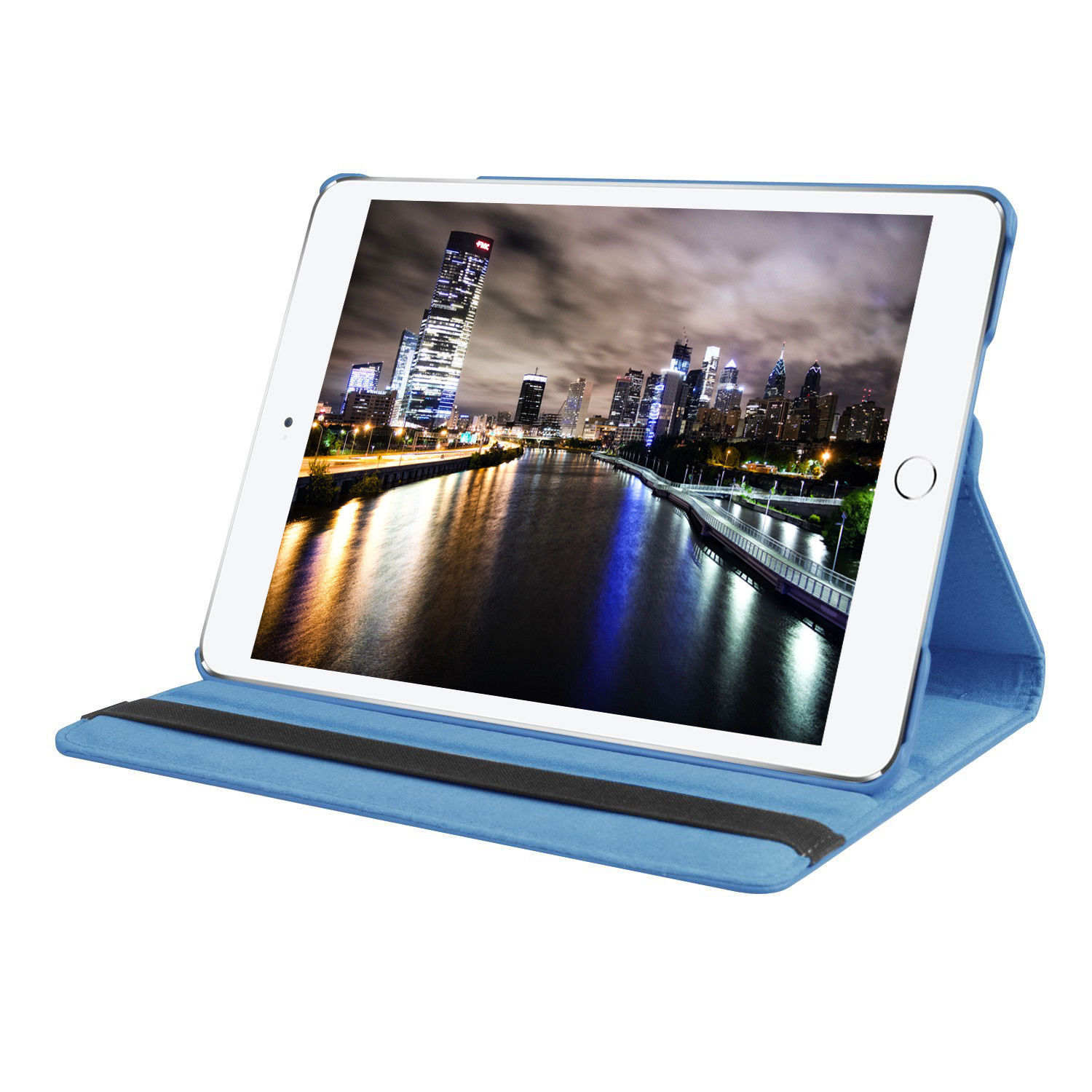 Custodia-per-Apple-iPad-Pro-2017-iPad-Air-3-10-5-Smart-Cover-Case-Custodia-Protettiva miniatura 54