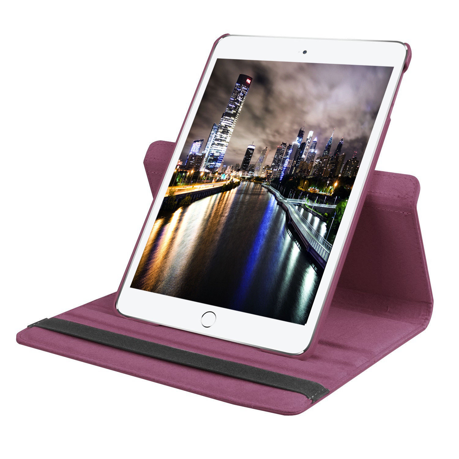 Custodia-per-Apple-iPad-Pro-2017-iPad-Air-3-10-5-Smart-Cover-Case-Custodia-Protettiva miniatura 78
