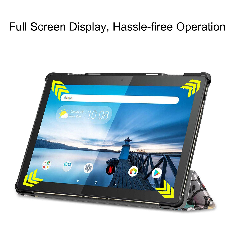 Custodia Protettiva Per Lenovo Tab m10 tb-x605 F//L COVER CASE Astuccio Guscio borsa stand