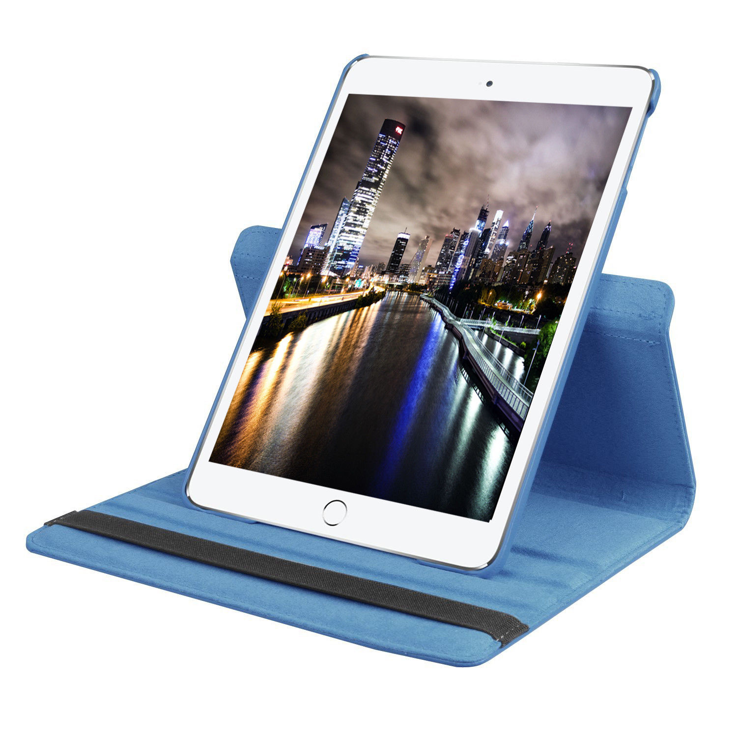 Custodia-per-Apple-iPad-Pro-2017-iPad-Air-3-10-5-Smart-Cover-Case-Custodia-Protettiva miniatura 55