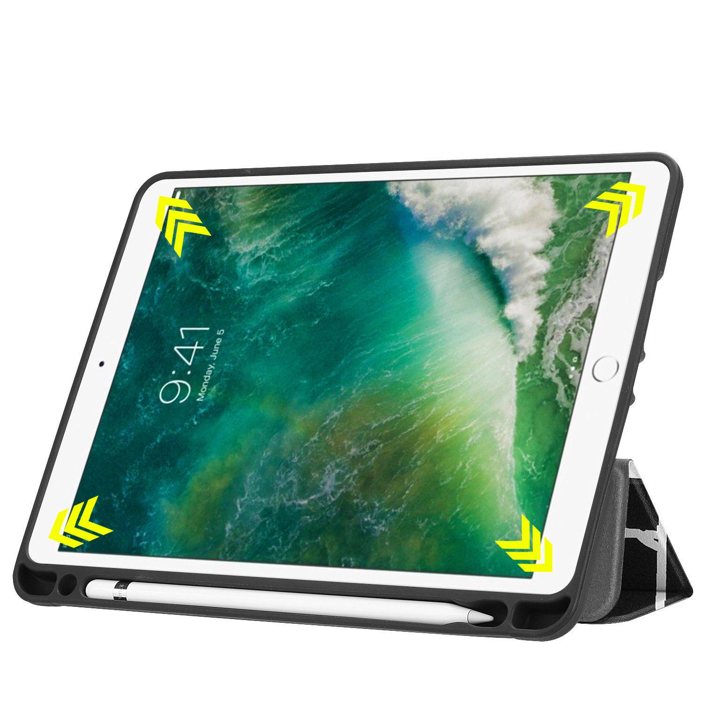 Custodia-per-Apple-iPad-9-7-2017-2018-Custodia-Protettiva-Slim-Case-Smart-Cover-Astuccio-Custodia miniatura 87