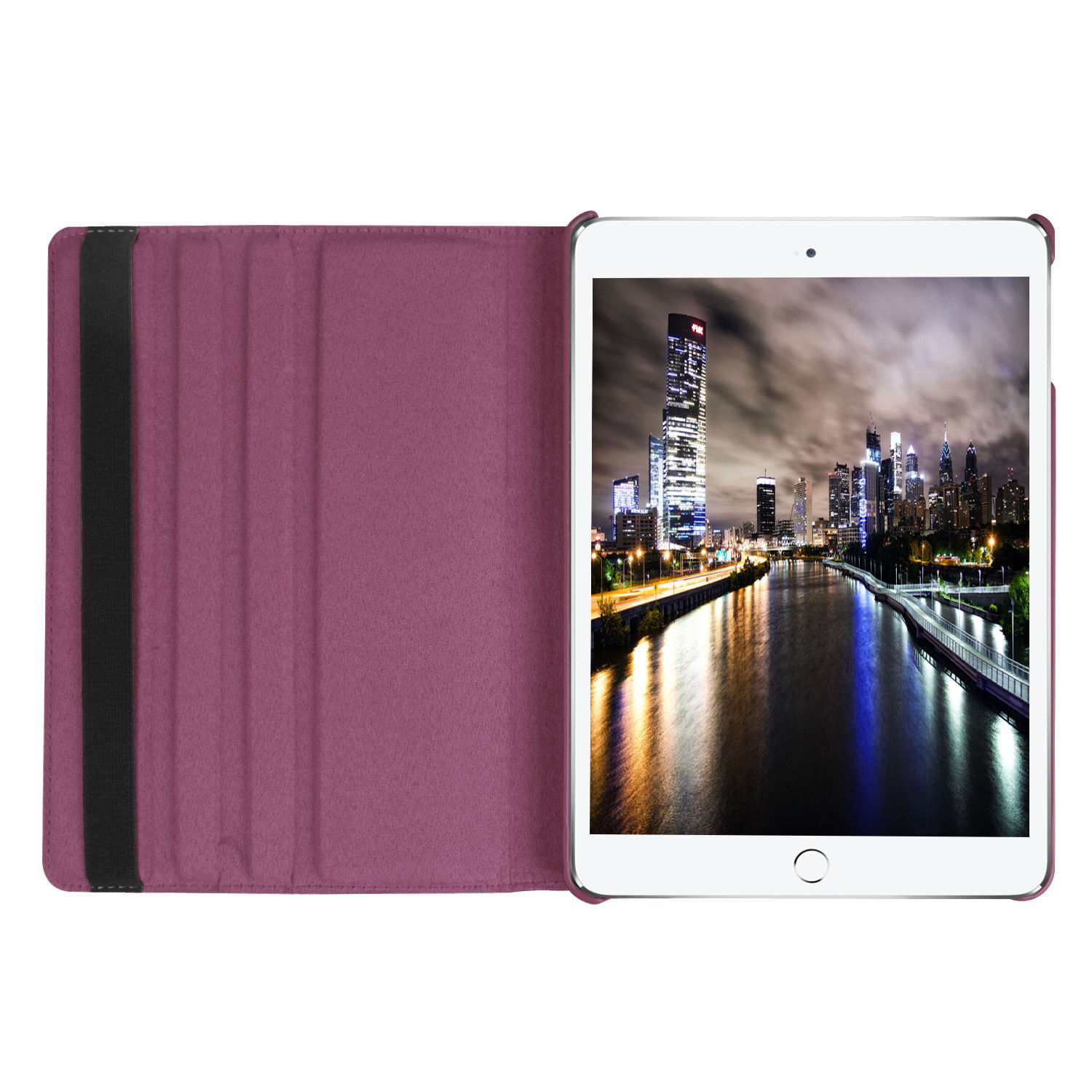 Custodia-per-Apple-iPad-Pro-2017-iPad-Air-3-10-5-Smart-Cover-Case-Custodia-Protettiva miniatura 77