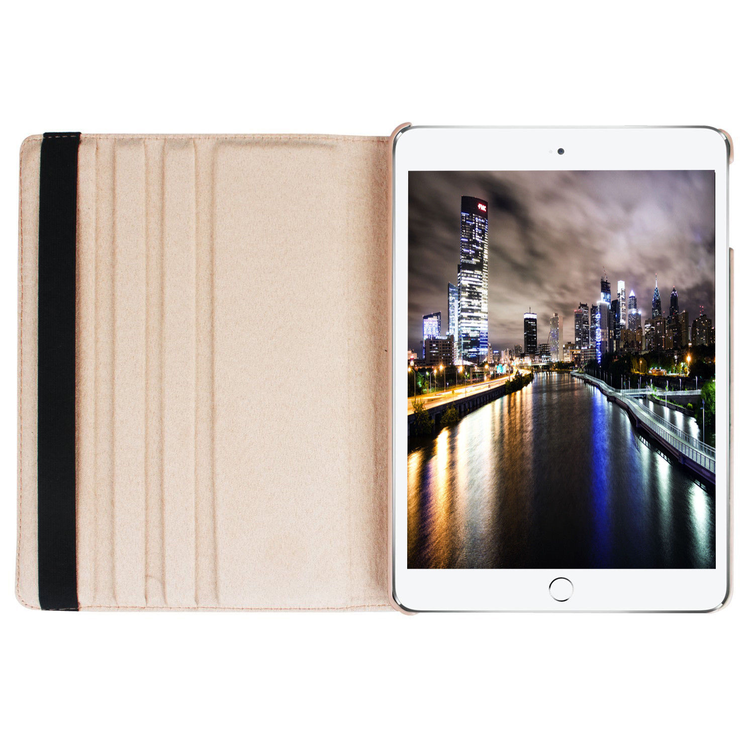 Custodia-per-Apple-iPad-Pro-2017-iPad-Air-3-10-5-Smart-Cover-Case-Custodia-Protettiva miniatura 97