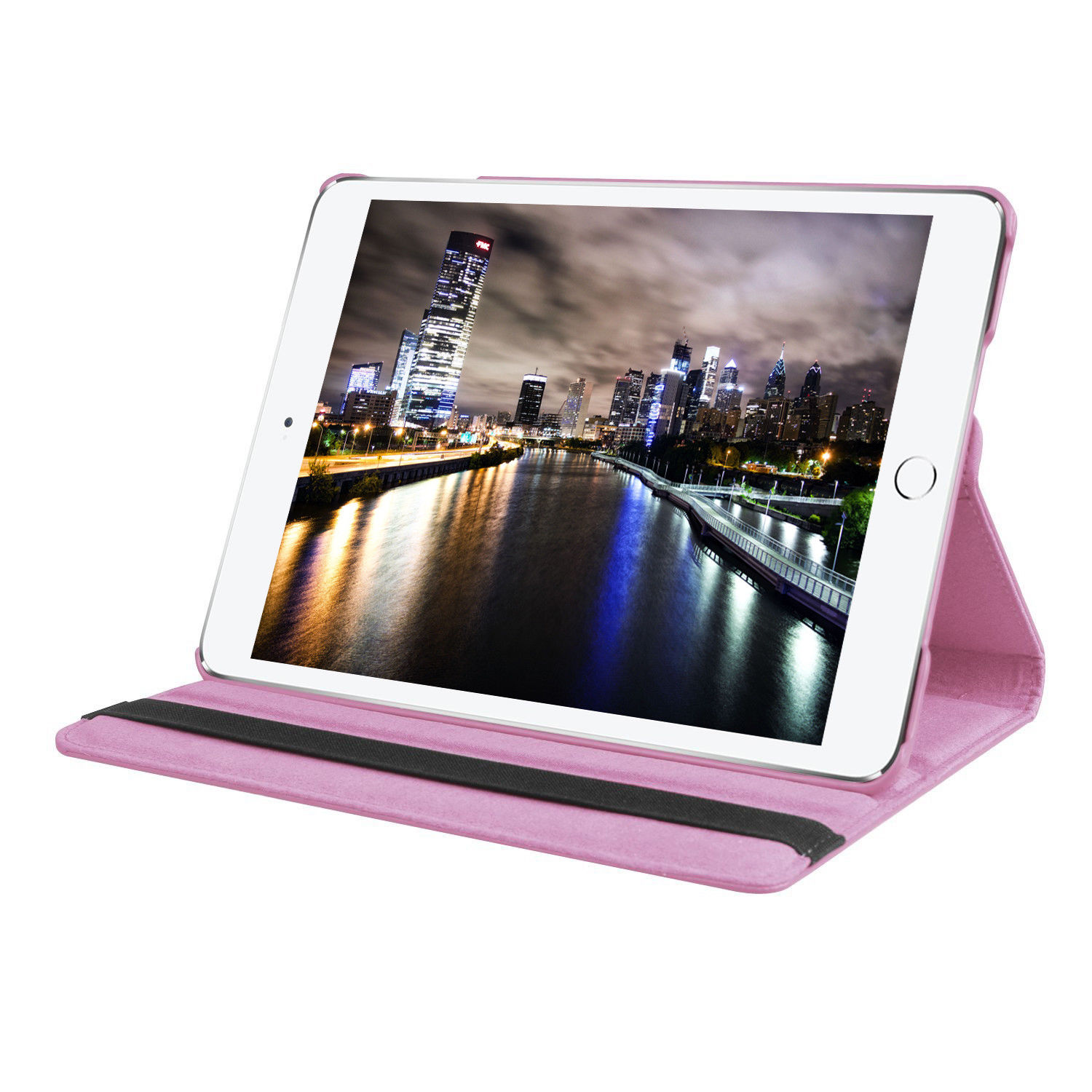Custodia-per-Apple-iPad-Pro-2017-iPad-Air-3-10-5-Smart-Cover-Case-Custodia-Protettiva miniatura 71