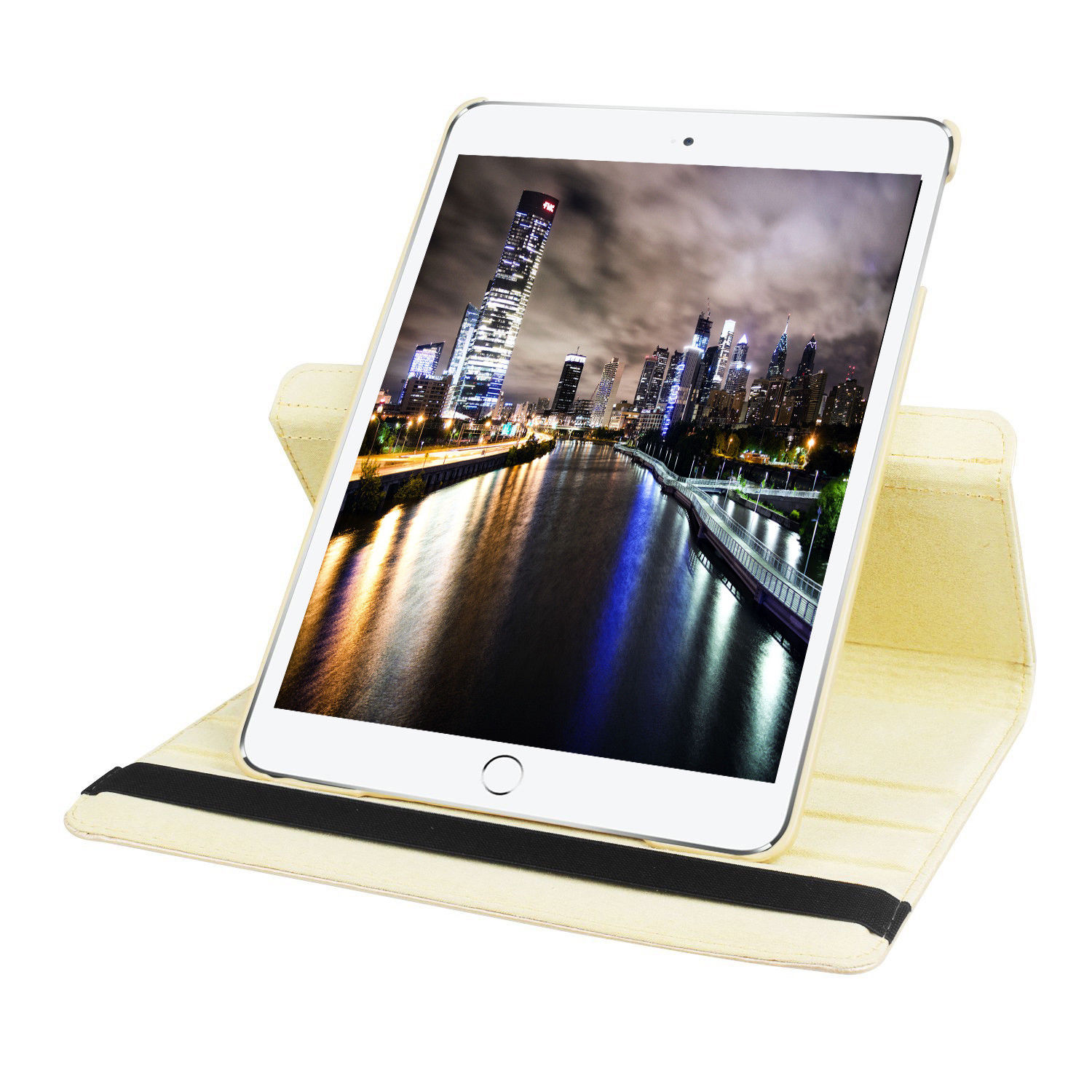 Custodia-per-Apple-iPad-Pro-2017-iPad-Air-3-10-5-Smart-Cover-Case-Custodia-Protettiva miniatura 34