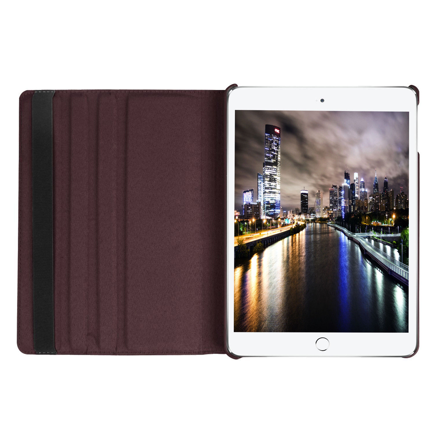Custodia-per-Apple-iPad-Pro-2017-iPad-Air-3-10-5-Smart-Cover-Case-Custodia-Protettiva miniatura 64