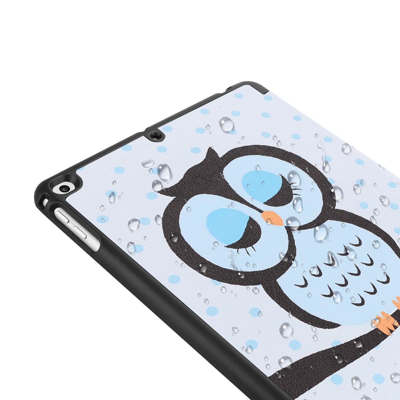 Custodia-per-Apple-iPad-9-7-2017-2018-Custodia-Protettiva-Slim-Case-Smart-Cover-Astuccio-Custodia miniatura 42