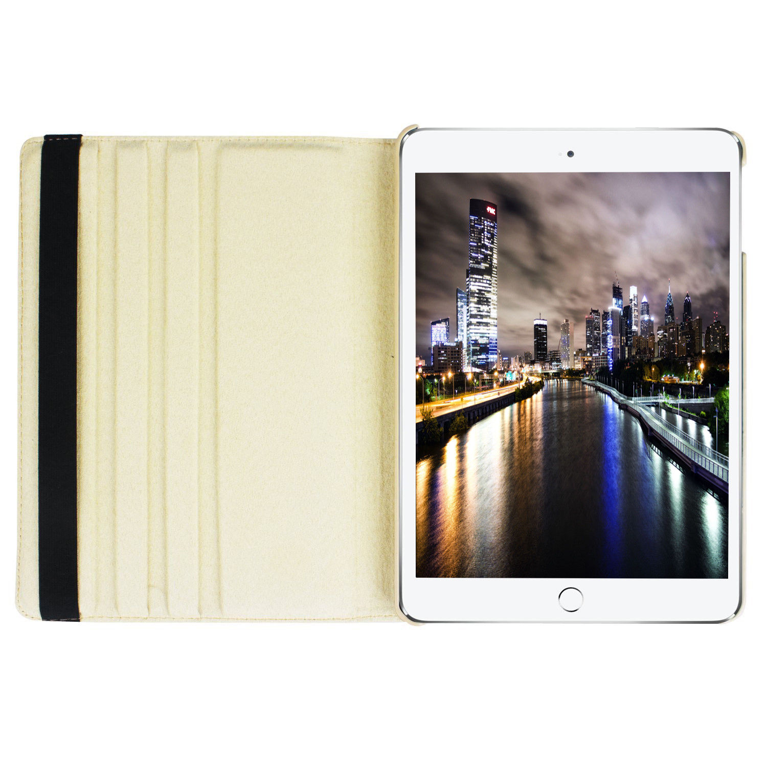 Custodia-per-Apple-iPad-Pro-2017-iPad-Air-3-10-5-Smart-Cover-Case-Custodia-Protettiva miniatura 36