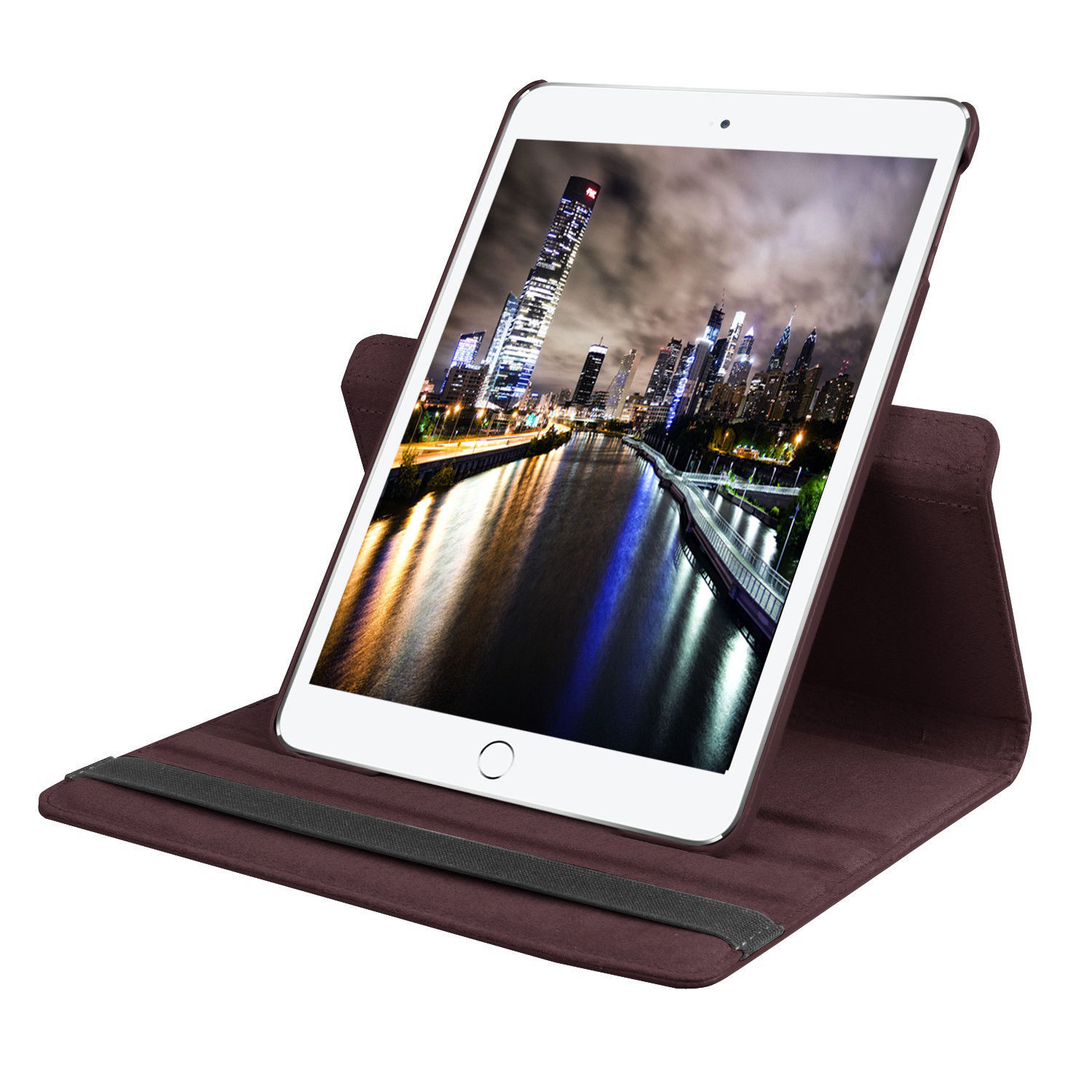 Custodia-per-Apple-iPad-Pro-2017-iPad-Air-3-10-5-Smart-Cover-Case-Custodia-Protettiva miniatura 61