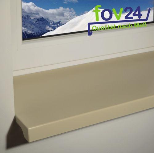 600 mm Lang Fensterbrett 225 mm Tief Fensterbank Anthrazit Ohne Seitenteile