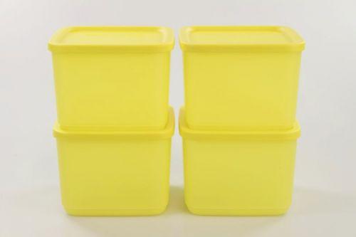 Kühlschrank Dose : Tupperware kühlschrank geburtstagskracher l gelb