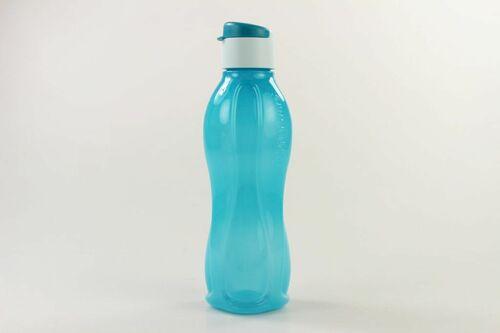 Tupperware® Eco Easy Flasche kinder Trinkflasche Kinderflasche 500 ml hell blau