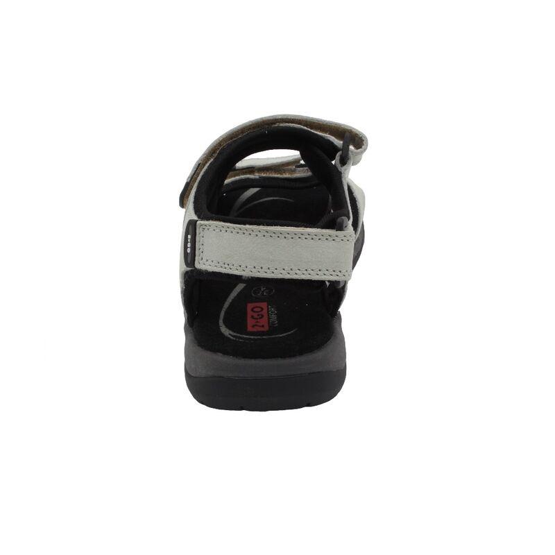 2Go COMFORT Damen Leder Schuhe Sport Sandalen71720 4 beige