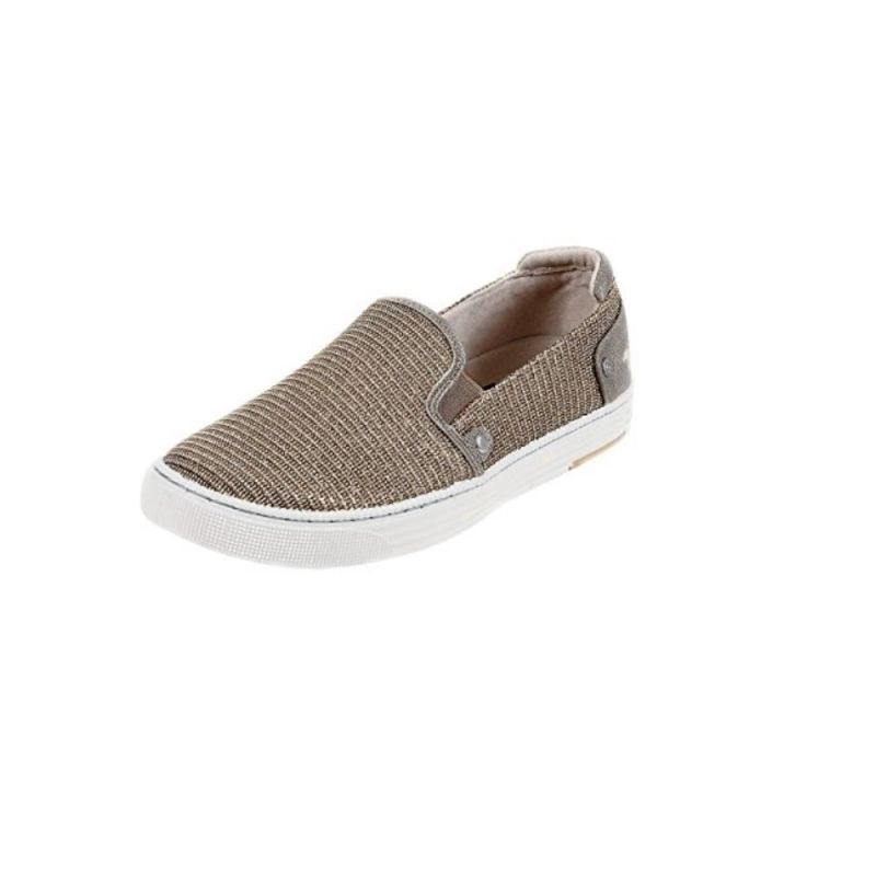 MUSTANG zapatos Damen Glitzer Slipper Damen  zapatos titan)  Sneakers Grau (258 titan) zapatos f4cae0