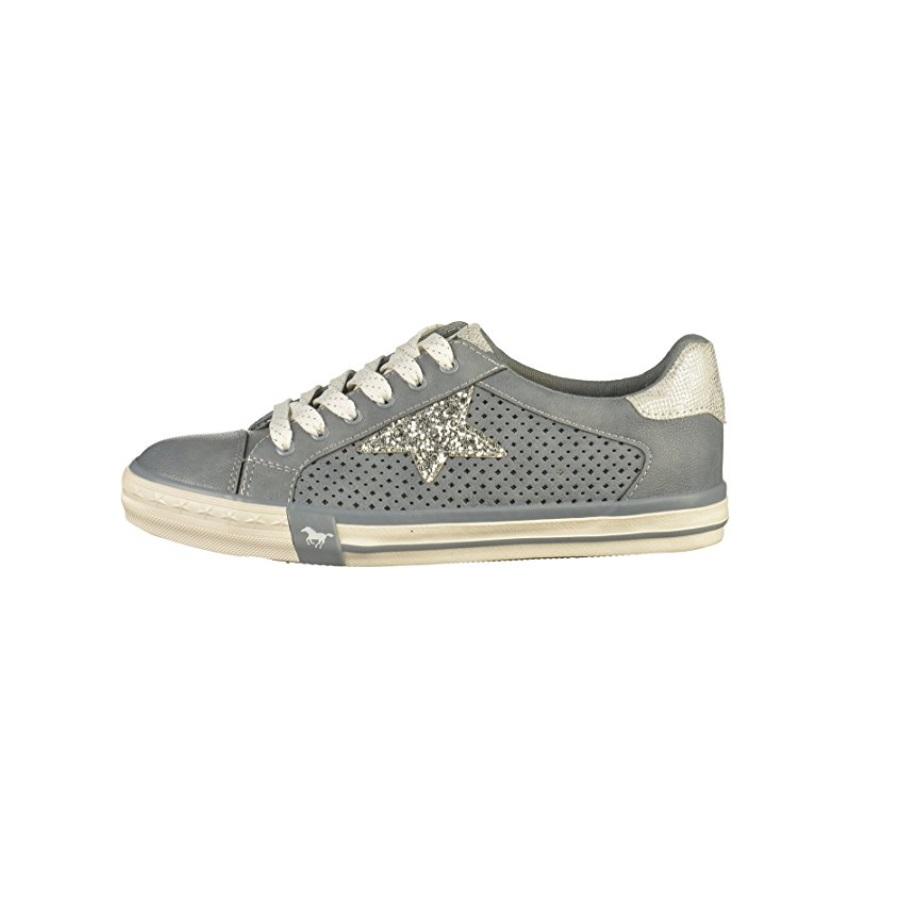 MUSTANG SHOES DAMEN Sneaker Schuhe Halbschuhe Schnürer