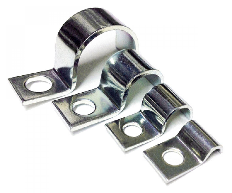 10 Kabelschellen Rohrschellen DIN 3016 D 22 mm Schelle Kabel Klemme