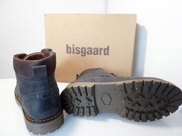 fe8c88b32fb79 Bisgaard Kinderschuhe Leder Schuhe Boot unisex 30306.217 Gr.39 NEU ...