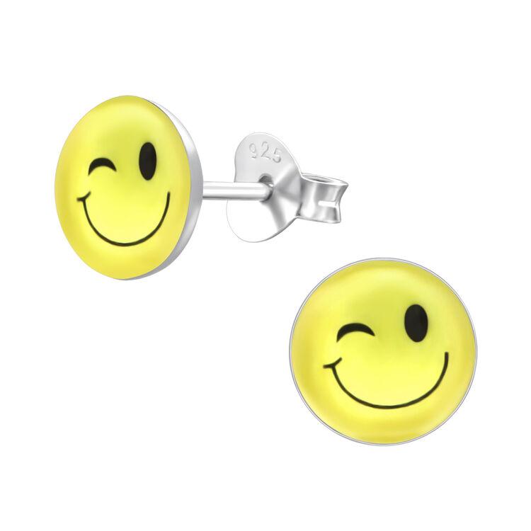 Smiley zwinkernder niabimifal: Zwinker