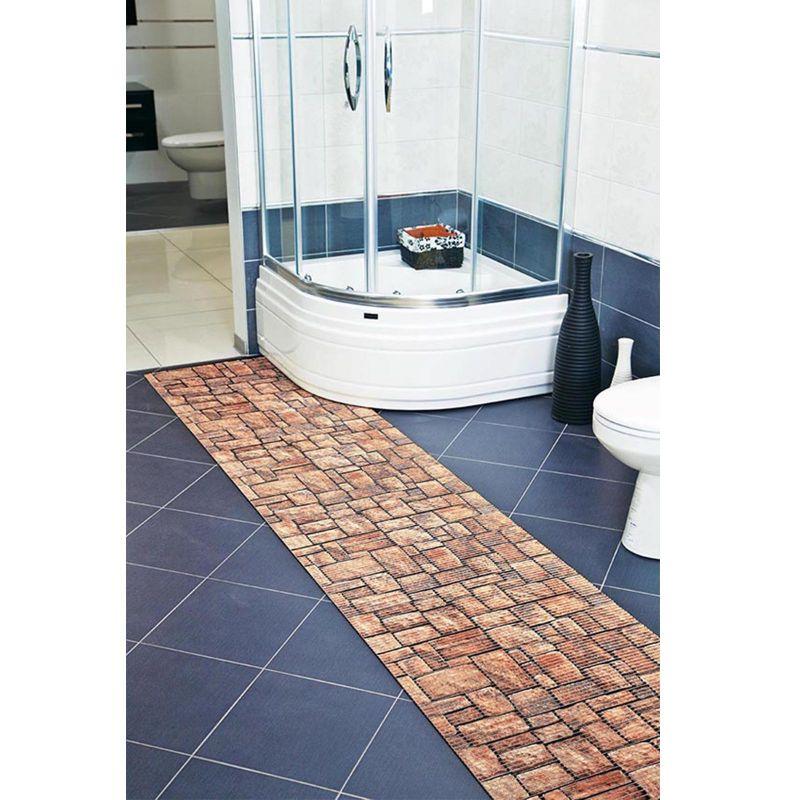 6 29 m badematte bodenmatte weichschaummatte antirutschmatte bad wc dusche ebay. Black Bedroom Furniture Sets. Home Design Ideas