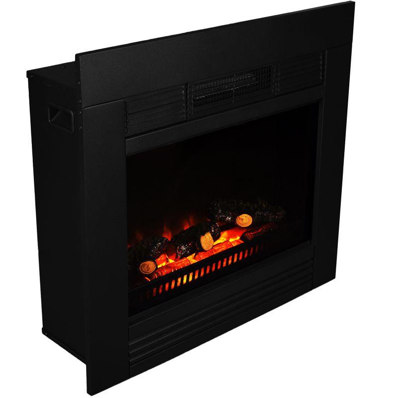 elektrokamin elektrischer kamin led elektro kaminofen heizung feuereffekt ofen ebay. Black Bedroom Furniture Sets. Home Design Ideas