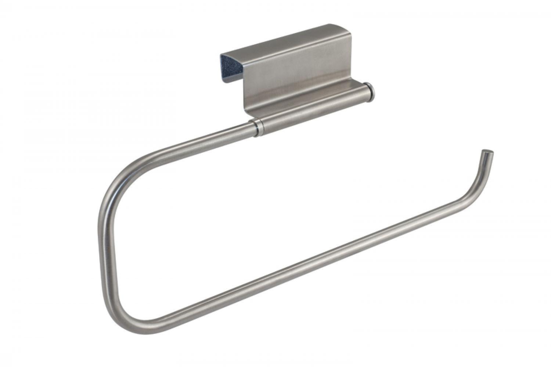Küchentuch Handtuchhalter zum Einhängen Tür Edelstahl