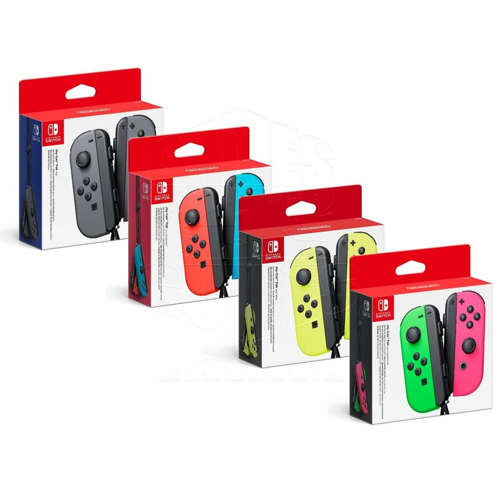 Nintendo Switch Farben