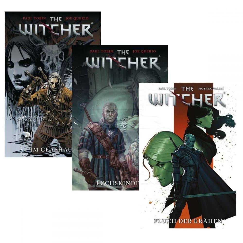 The Witcher Comic Reihe Band 1 2 3 zur Auswahl, NEU   eBay