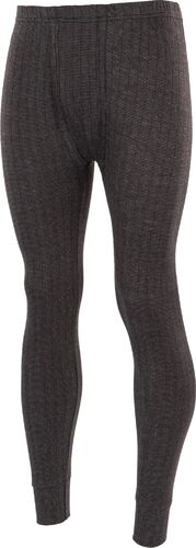 anthrazit Thermo-Funktions-Hose THERMOGETIC TRS mit Eingriff