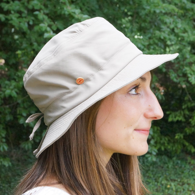 Mayser UV60 Damen Flapper Arielle Schlapphut Mode Sommer Vintage Classic Cap