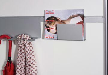 rauch schwebet renschrank tiefe 48 cm garderobenschrank spiegel 2 breiten ebay. Black Bedroom Furniture Sets. Home Design Ideas