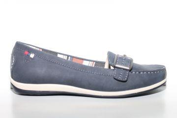 Details zu TAMARIS active, Damen Slipper Bootsschuhe, Leder, SONDERPREIS, Gr. 36+37+38
