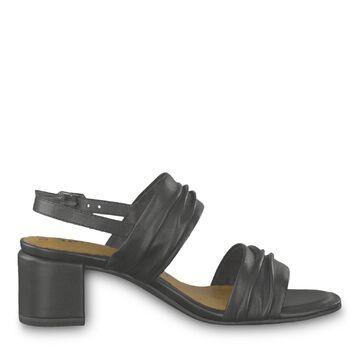 Tamaris Swida Damen Sandalette Sandale Black Glam Gr 36-41