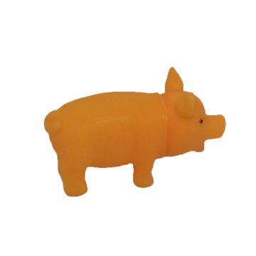 Quietsche Schwein Hundespielzeug Quietsch Squeaker Spielzeug