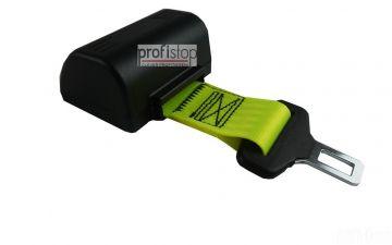 Beckengurt Automatik leuchtend GELB Sicherheitsgurt 2 Punkt Still Gabelstapler