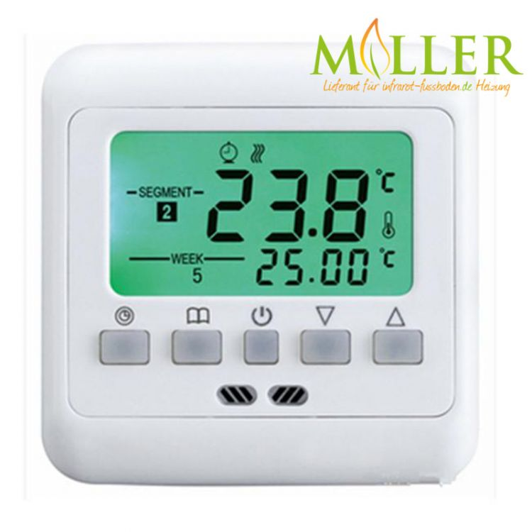 C08 Thermostat Digital Room Thermostat Programmable Multi