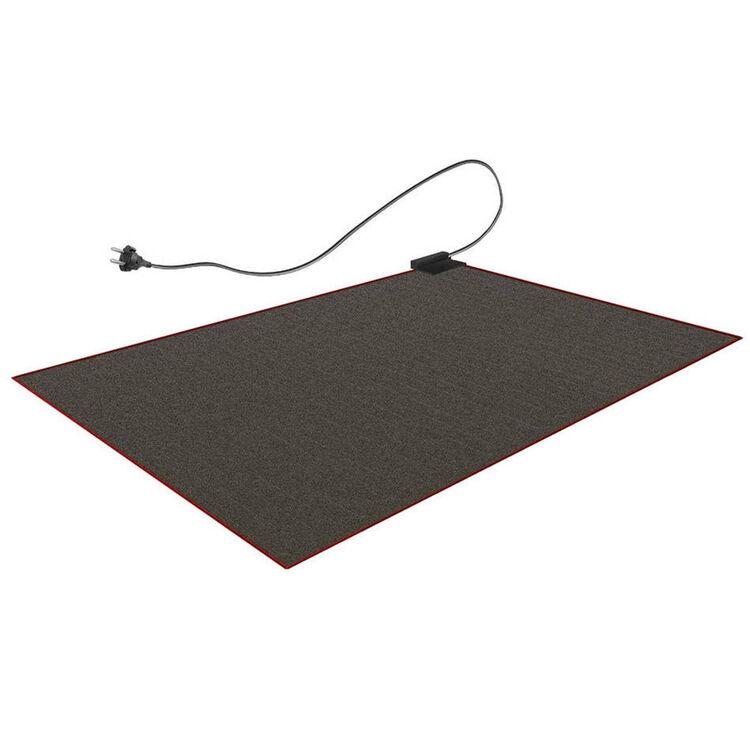 teppichheizung teppichunterlage heizteppich fussbodenheizung elektrisch 180x280 ebay