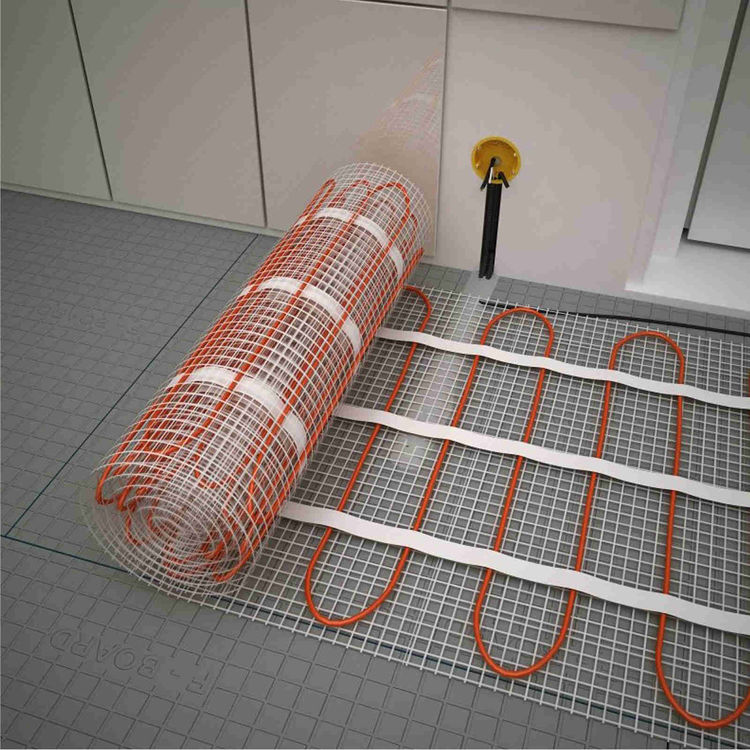 Electric Underfloor Heating Carpet 150w M 178 Twin Cable 1 0