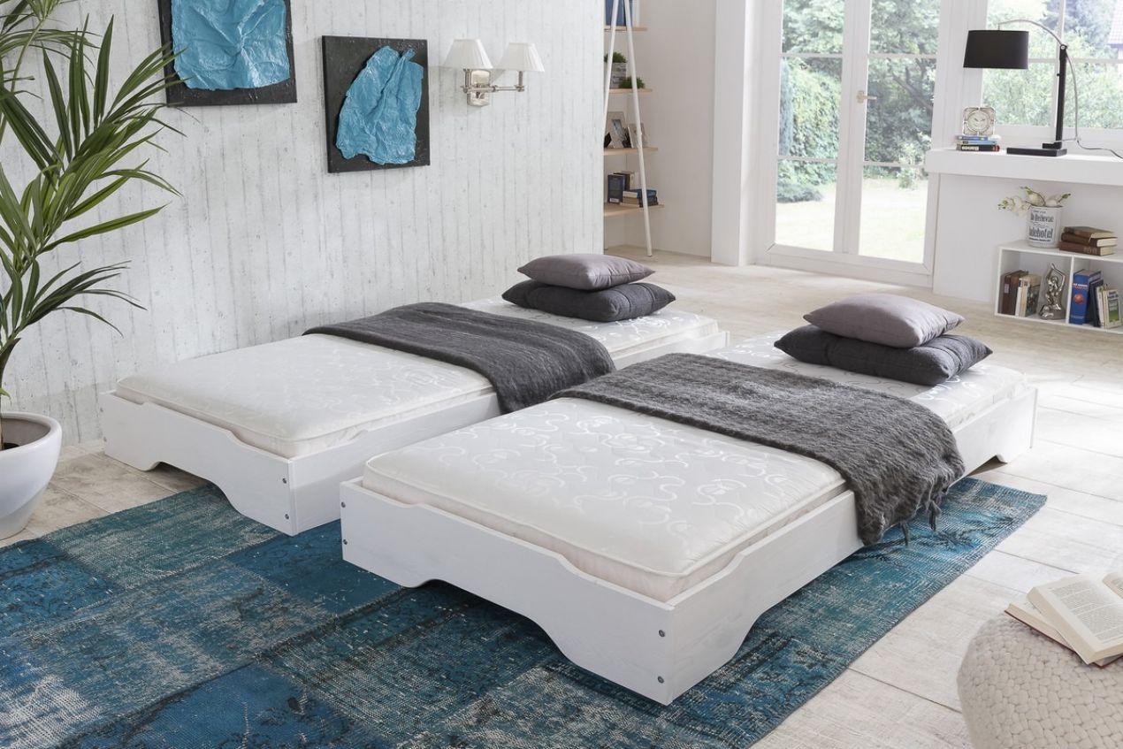 ester 7 zonen taschenfederkern matratze 100x200 h he 17 5 cm in h3 ebay. Black Bedroom Furniture Sets. Home Design Ideas