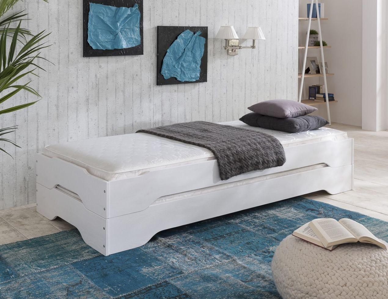 ester 7 zonen taschenfederkern matratze 90x200 h he 17 5 cm in h3 ebay. Black Bedroom Furniture Sets. Home Design Ideas