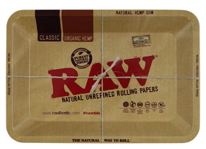 1x RAW Tray Mini Drehtablett 18x12,5cm aus Metall | eBay