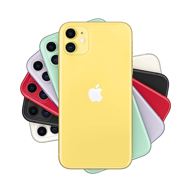 Apple-iPhone-11-64GB-Smartphone-ohne-Simlock-verschiedene-Farben-TOP-Zustand miniature 13
