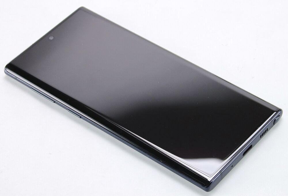 Samsung Galaxy Note 10 256GB Aura Black - Image 1