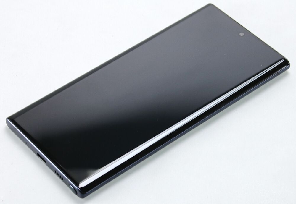 Samsung Galaxy Note 10 256GB Aura Black - Image 3
