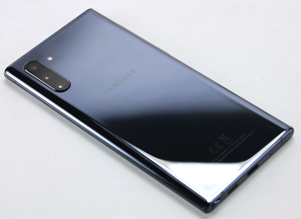 Samsung Galaxy Note 10 256GB Aura Black - Image 4