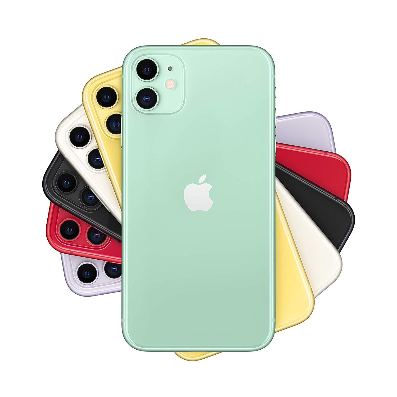 Apple-iPhone-11-64GB-Smartphone-ohne-Simlock-verschiedene-Farben-TOP-Zustand miniature 16
